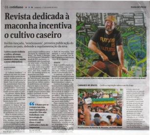 Revista dedicada à maconha incentiva o cultivo caseiro